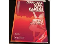 Higher physics Official sqa past papers with answers
