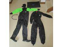 Otter Hammerhead Pro Membrane Drysuit for Scuba Diving