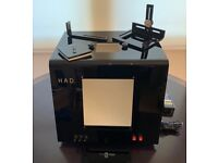 PHOTOGRAPHY LIGHTING SYSTEM for Watches & Jewellery - digital lightbox compact and complete