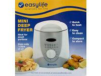 Easylife Mini Deep Fat Fryer