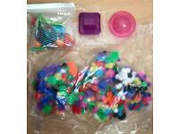 Big bag of Bunchems with accessories