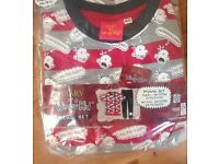 New diary of a wimpy kid pyjamas 10 - 11 yrs great gift