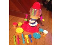 Play doh candy cyclone playset **nearly new **