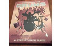 New - Drum Book - a step by step guide