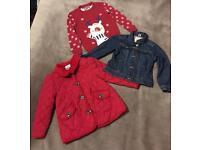 Size 2-3years girls bundle