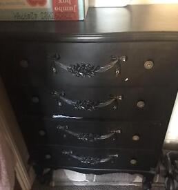 Dunelm chest of drawers