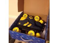 For Sale: Brand new in box rookie retro roller skates size uk 4