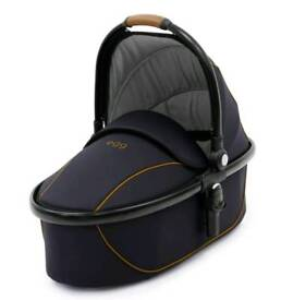 Brand new, still in box from mothercare, Egg carrycot, expresso black