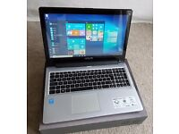 "Asus PT550L Touchscreen Laptop, 15.6"" Display Core i7 2.4GHz, 8GB RAM, 400GB SSD £450 ono"