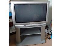 """JVC AV28WT5EKS 28"""" CRT TV - excellent picture"""