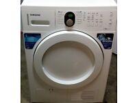 7kg load SAMSUNG Condenser Dryer For Sale--Very Good Condition!!!