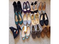Flats heels others size 4 (37)