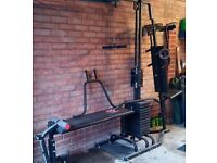 York 1001 Multi Gym - Complete Setup - Holywell, North Wales - £135 OVNO