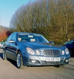 Mercedes-Benz E280 V6 DIESEL. SERVICED