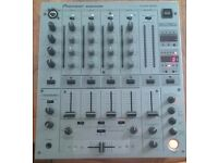 Silver Pioneer DJM 600 4 Channel Mixer - Recently Serviced