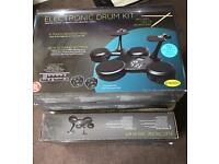 Electronic Drum Kit - brand new , unboxed