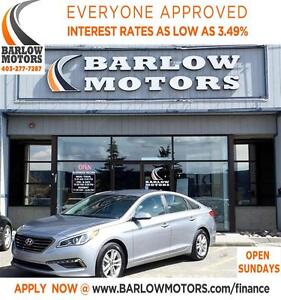 2015 Hyundai Sonata GL REARVIEW CAMERA**OPEN 7 DAYS A WEEK**