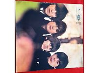 BEATLES FOR SALE - ORIGINAL MONO LP 1964, GATEFOLD SLEEVE