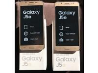 Samsung galaxy j5 6 2016 Brand New boxed