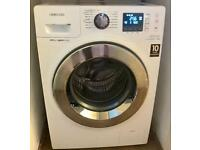 SAMSUNG 9kg 1600 Spin/ Eco Bubble Inverter TECHNOLOGY A+++ Washing Machine