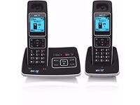Brand New. BT 6500 Twin Digital Cordless Phone with Answer Machine and Nuisance Call Blocking