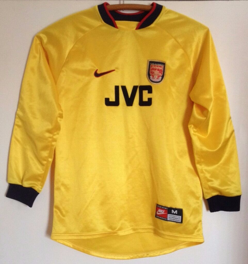 timeless design b9d9c 7c167 Cheap Retro Arsenal Shirts