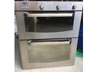 Whirlpool Double Oven (Stainless Steel)
