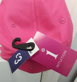 BASEBALL CAP CERISE PINK (NEW)