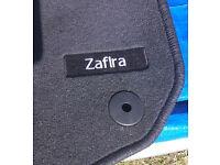 Vauxhall Zafira Set of Mats