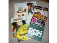 "Various 80's / 90's vinyl 7"" singles and Sinitta LP 'Wicked' / Kylie / Jason / Orville...."