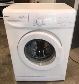 WHITE BEKO WM5100W NICE MACHINE WITH WARRANTY & FREE DELIVERY