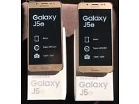 Samsung galaxy j5 6 2016 Brand New boxed
