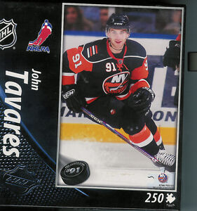 JOHN-TAVARES-NEW-YORK-ISLANDERS-250-PIECE-PUZZLE-NEW-NIB-NHL