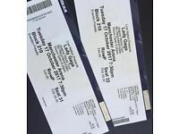 X2 Lady Gaga Manchester tickets
