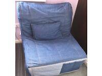 Ikea Chair Bed Futon