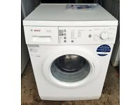Bosch 6kg washing machine - FREE DELIVERY