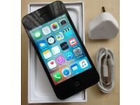 iPhone 4S - Good Condition - Unlocked - Any Network - 16GB - Black - Fixed Price