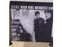 Black Rebel Motorcycle Club mint copy almost as new! £50