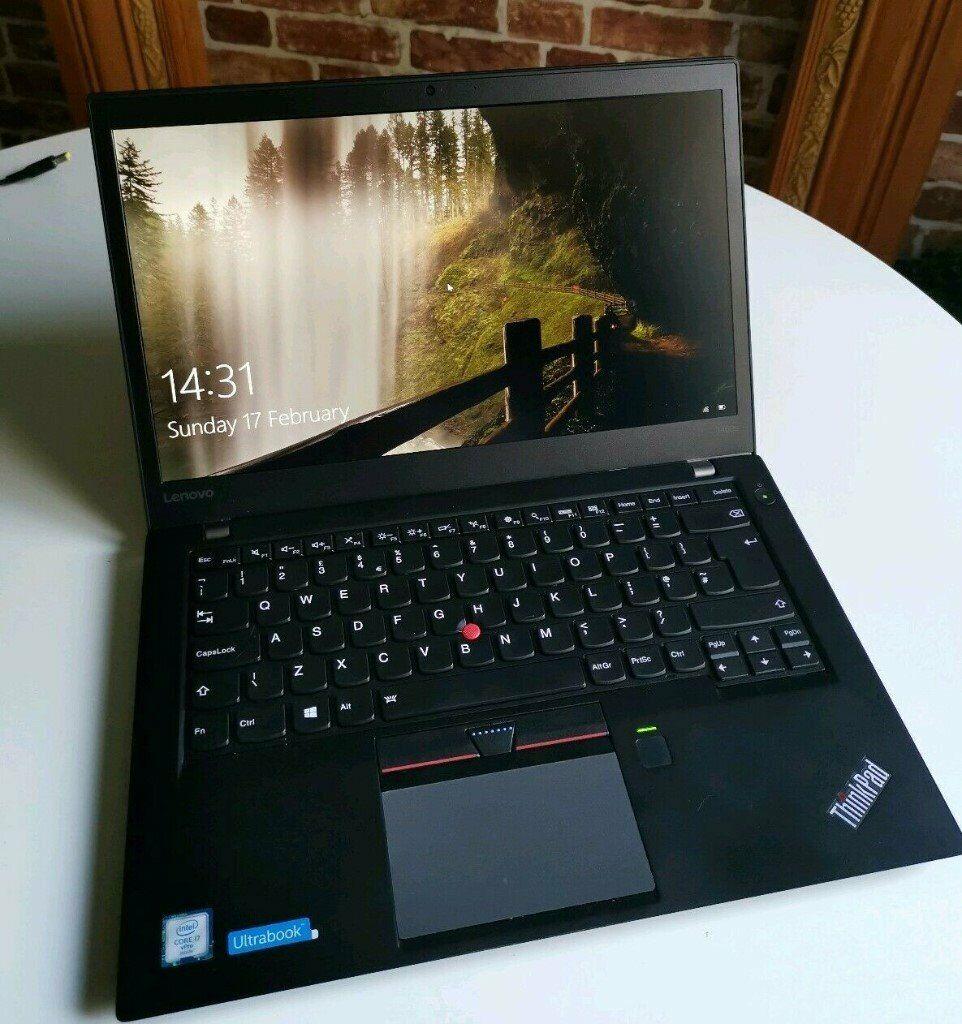 Lenovo ThinkPad T460s i7-6600U 256GB SSD 8GB RAM FHD 1920x1080 GeForce 930M    in Neasden, London   Gumtree