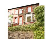 **FOR RENT** Beautifully renovated 4-bedroom home, Aberrhondda Road, Porth £595 PCM
