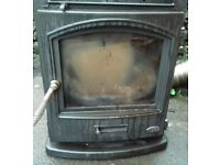 For sale, Tiger Multi fuel wood burning stove 5.2Kw in good condition