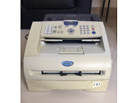 Brother Fax Machine 2820 used