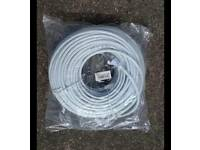 Ethernet cable 30m - unused