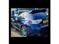 Subaru wrx sti forged 400bhp upgrade