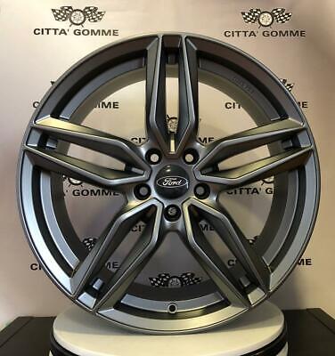 Set 4 Llantas de Aleación Ford Focus C-Max Mondeo Kuga De 17