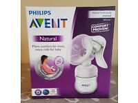 Philips, Avent Natural Breast Pump