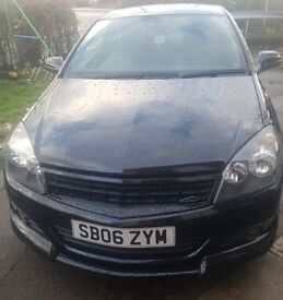 Astra sxi sport (factory body kit) very rear car sell or swap for 7 seater car