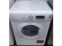 HOTPOINT ULTIMA LATEST MODEL WASHER DRYER SILENT MODEL FREE DELIVERY AND WARRANTY