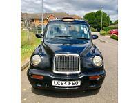 London taxi tx2 54 reg - Pco London plated / black cab for sale LTI