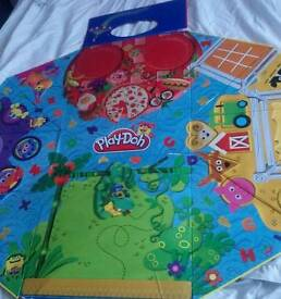 Play Mat For Play-Doh